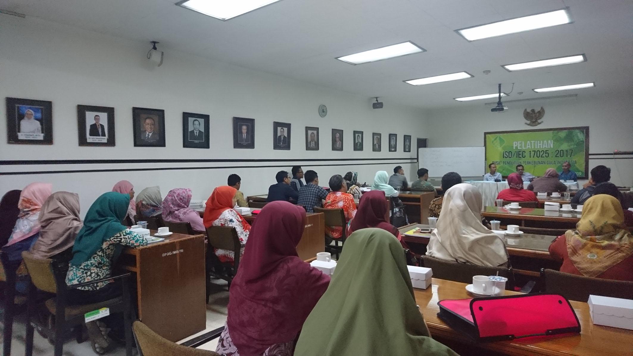 Pelatihan ISO IEC