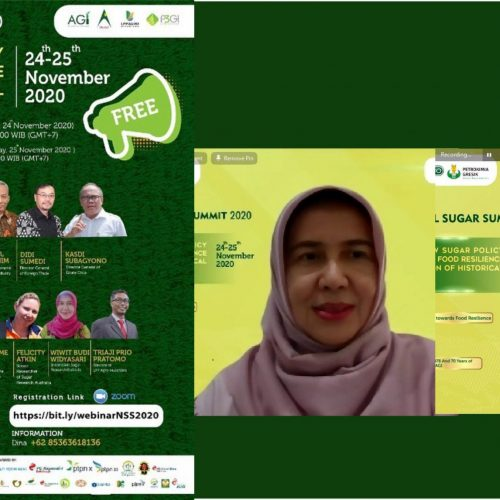 Nasional Sugar Summit 2020